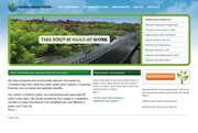 Green Roofs Website Screenshot