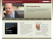 KSS Web Screenshot